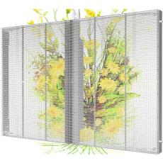 Indoor/Outdoor TransparentPanel 3-10mm